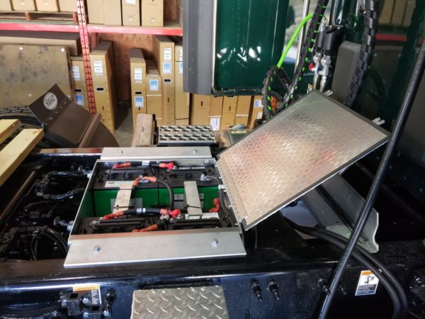 iq – no idle ac unit for trucks with battery box