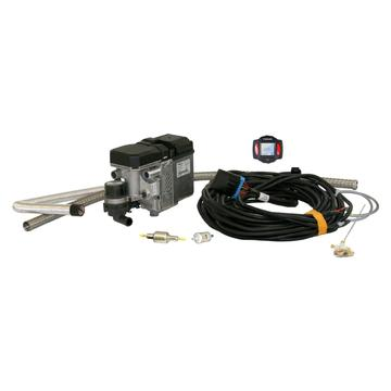 webasto thermo top c 12v diesel coolant heater winstallation kit and smartemp fx 2.0 controller