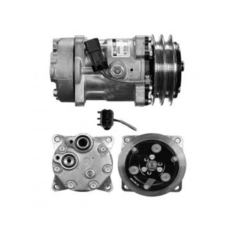 AC Compressor Fits Chevrolet GMC Isuzu Oldsmobile R 57950 1 year Warranty