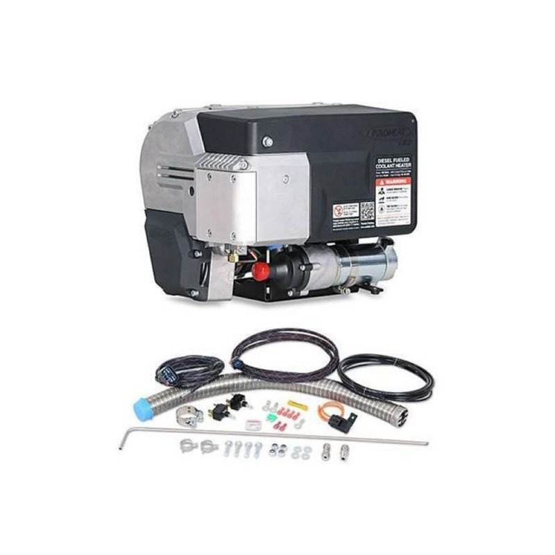Proheat X30 W Enclosure Box Diesel Coolant Heater 12v