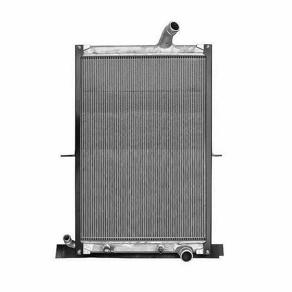 All Aluminum Radiator with Oil Cooler Frame HDC010991PF