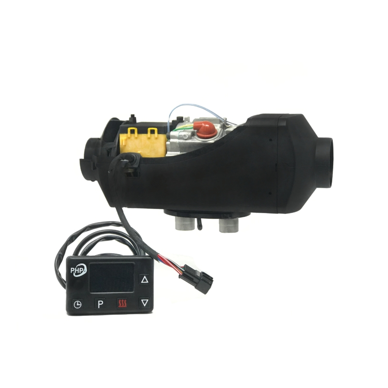 PHP 40AA Topless Air Heater and timer