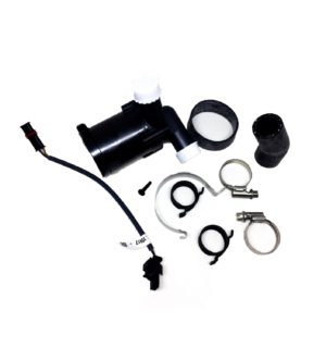 Water Pump Kit (Pump, Hose, Clamp, Screws)  Webasto 5 kW Coolant 12VDC