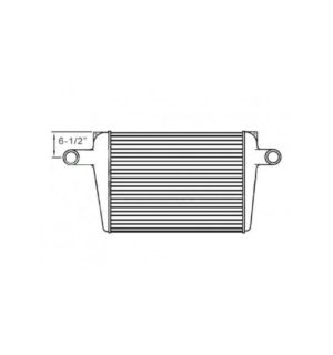 "Chevy/Gm 6.50 "" From Top Of Tank To Center Of Neck Charge Air Cooler OEM: 15029270"