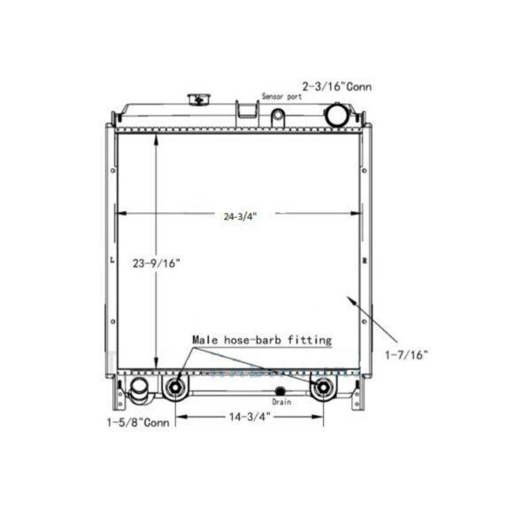 hino-145165185-05-07-radiator-oem-16400e0220