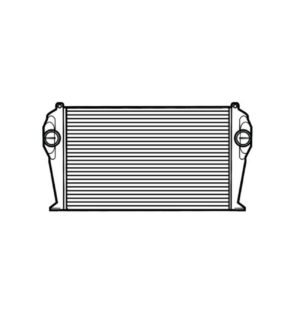 International 2002 7400 Series Charge Air Cooler OEM: 2586044c1