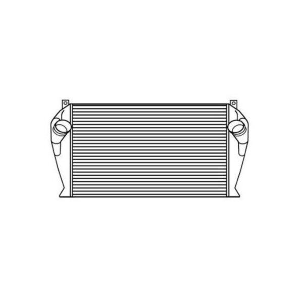 international 5500i 5600i 5900i 7500 charge air cooler oem 44ihc9bspl