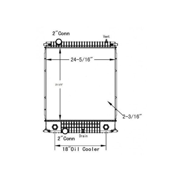international-cf500cf600-2008-2009-radiator-oem-2587286c91
