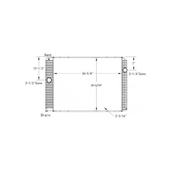 international-durastar-4300-seriesworkstar-7300-series-12-13-radiator-oem-2601252c92