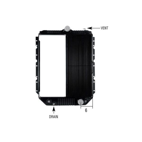 internationalblue-bird-3800-4900-series-yr-94-00-radiator-oem-1696921c2