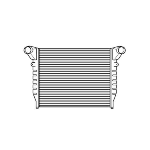 mack mack charge air cooler 2007 mack ctp713 2000 mack chn charge air cooler oem 25175193