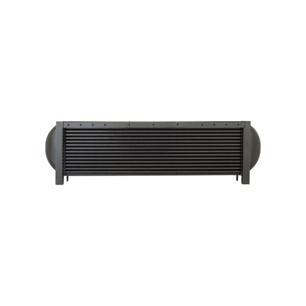 new flyer new flyer bus charge air cooler. tubefin style core charge air cooler oem 76008356 2