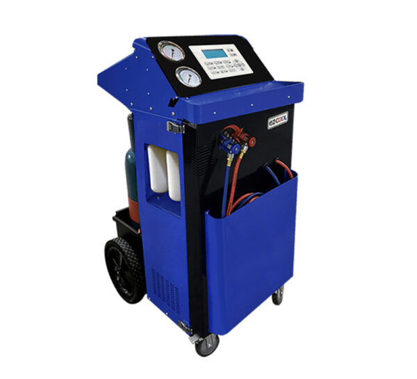 Fully Automatic R134a AC Charging Machine – EZ-COOL