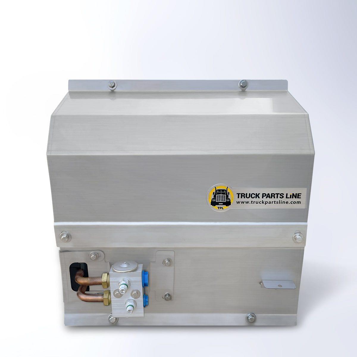 kenworth stainless steel hvac box heater ac box assembly 1 copy min